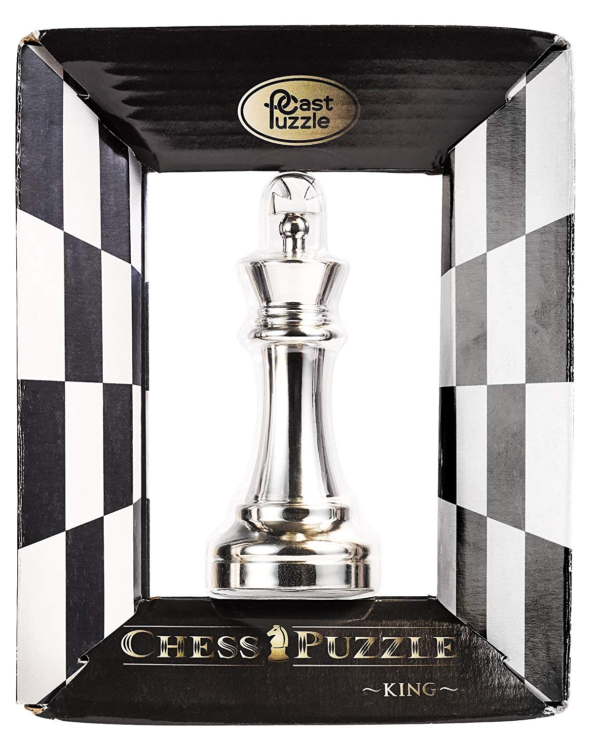 Chess puzzel