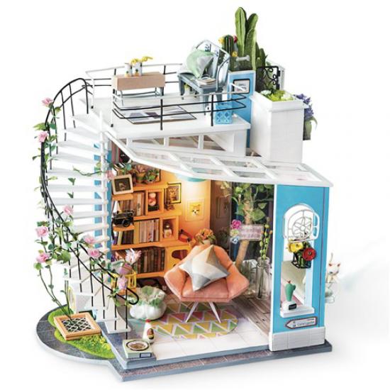 DIY huisjes Bouwdozen